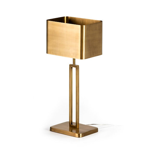 Gabriella Table Lamp - Golden Metal