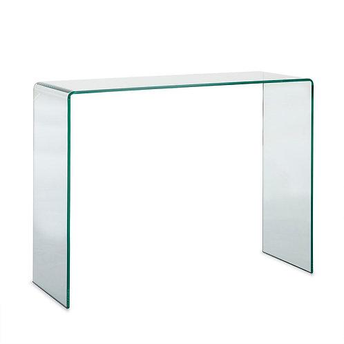 Kara Consola - Cristal Transparente