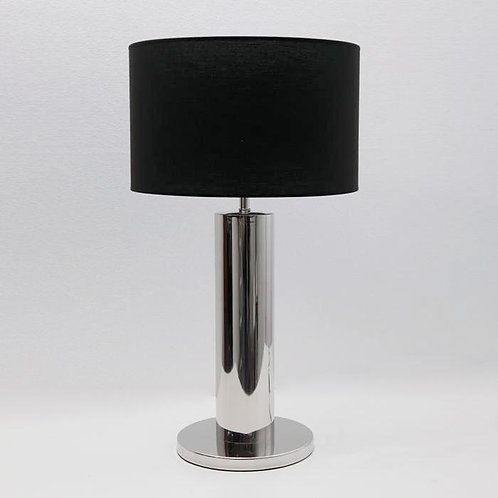 Maxine Table Lamp - Chrome Metal