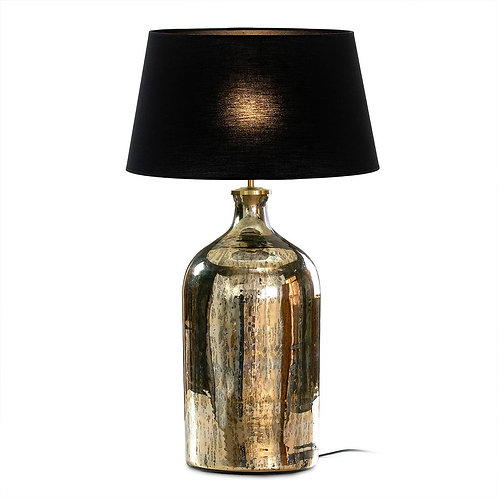 Henley Table Lamp - Antique Gold Glass