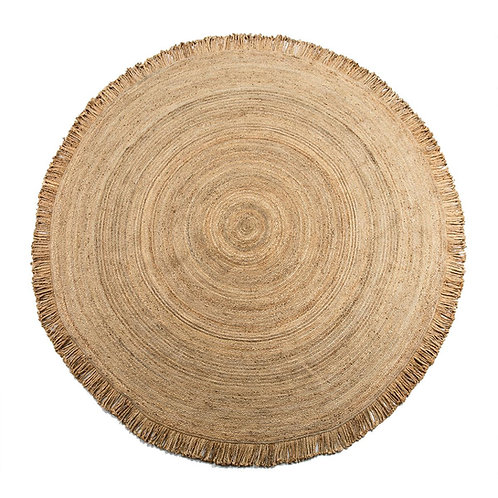 Savannah Rug 300X1X300 - Natural Jute