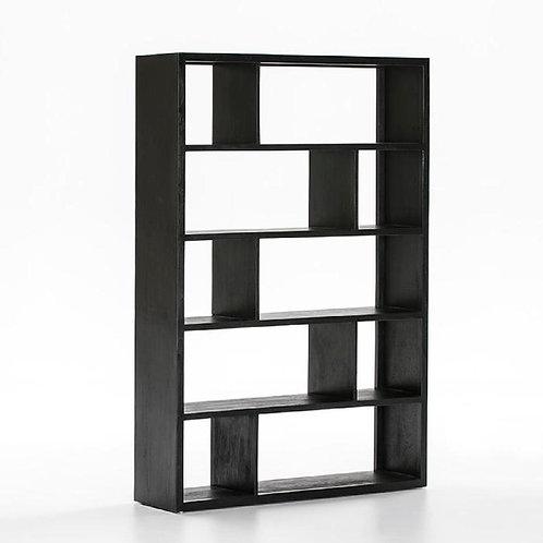 Robert Bookshelf - Black Wood