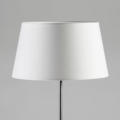 Seneca Lampshade 40X32X23 - White Cotton