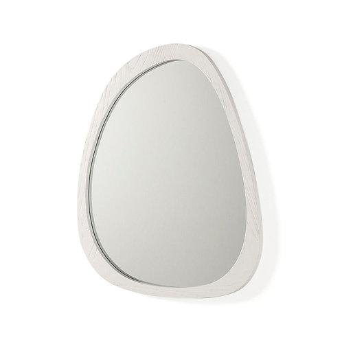 Julianne Mirror Med - White Elm Wood