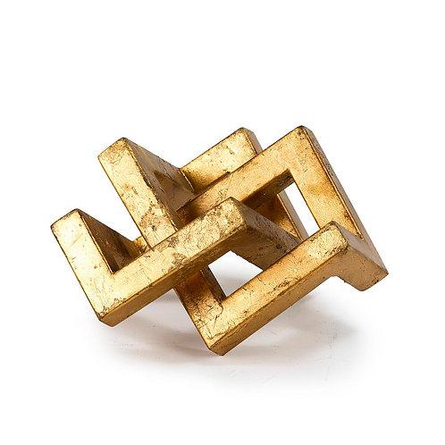 Ada Figura - Metal Dorado