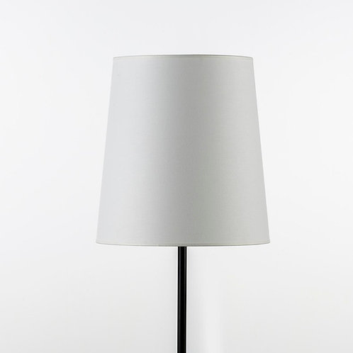 Penelope Lampshade 30x24x32 - White Cotton