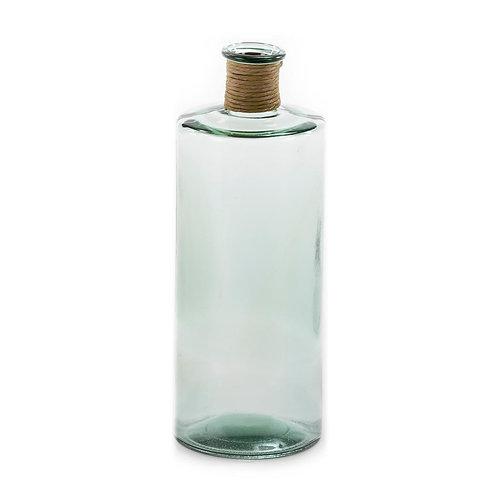 Vera Decorative Bottle 15x15x40 - Glass