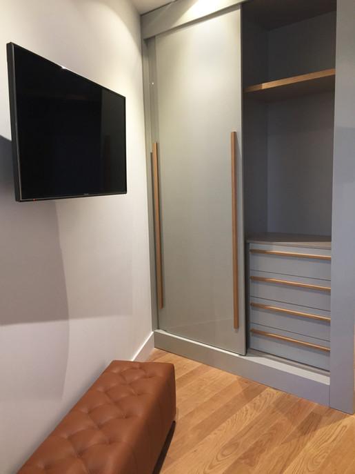 Custom closetry