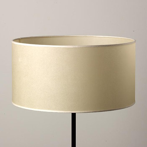 Glenna Lampshade 50x50x30 - Natural Parchment
