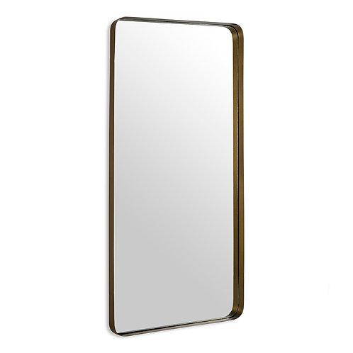 Francis Mirror 195X7X95 - Golden Metal