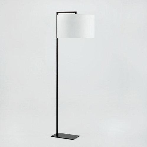 Renee Floor Lamp - Dark Brown Metal