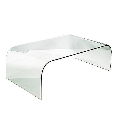 Kara Mesa de Centro - Cristal Transparente