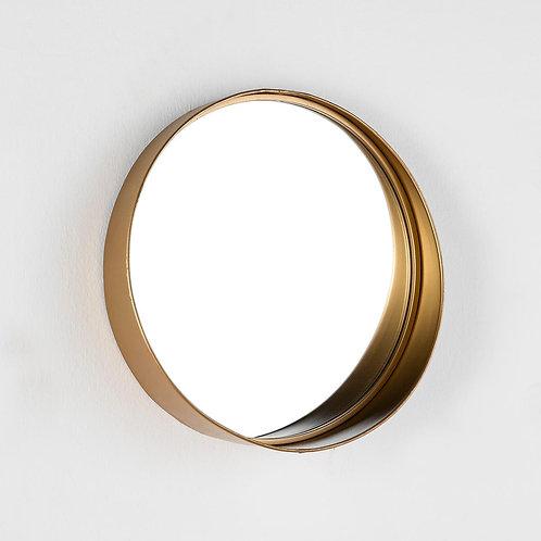 Nicole Mirror 41x10x42 - Golden Metal