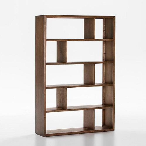 Robert Bookshelf - Natural Veiled Wood