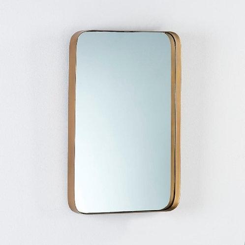 Francis Espejo 40x5x60 - Metal Dorado
