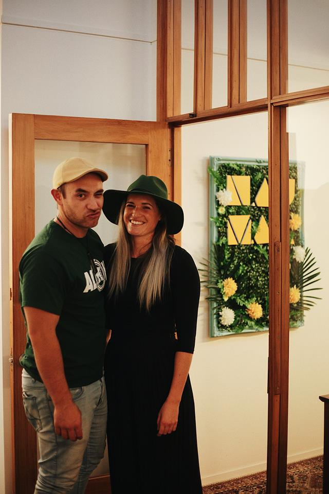 Ian & Talia Musson - Co-Founders