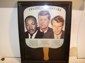 MLK, JFK, Bobby Kennedy