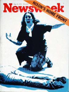 Newsweek - Nixon's Home Front