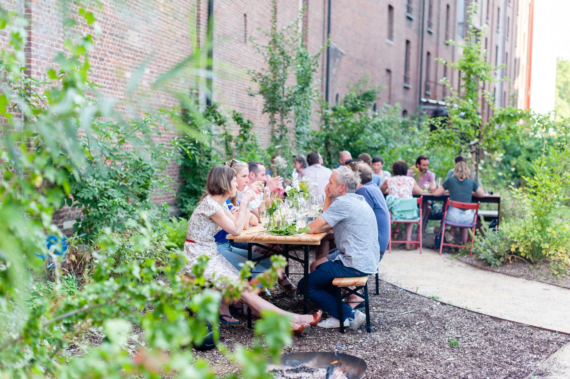 Beleving Urban Garden