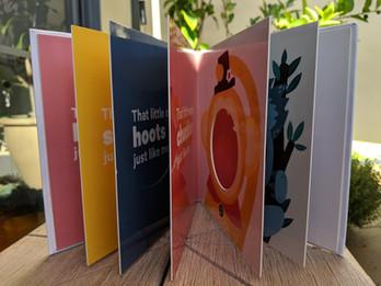 Book spreads