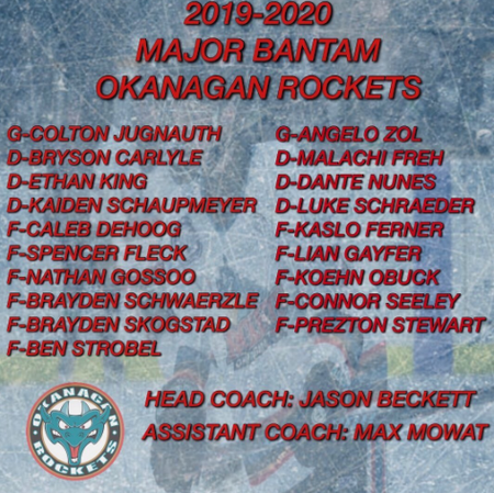 MB Rockets Announce Commitments