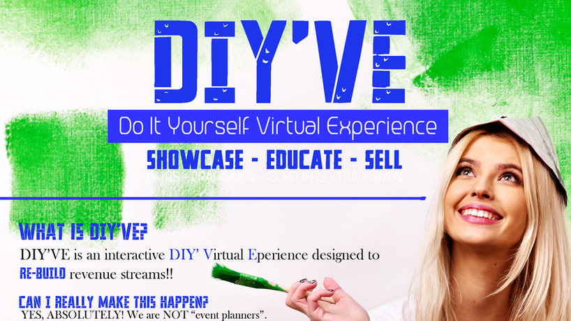 THE EVENT CO DIY'VE