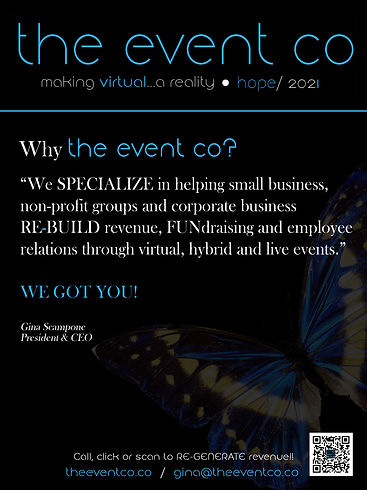 THE EVENT CO COVER PAGE FOR SELLSHEETS R