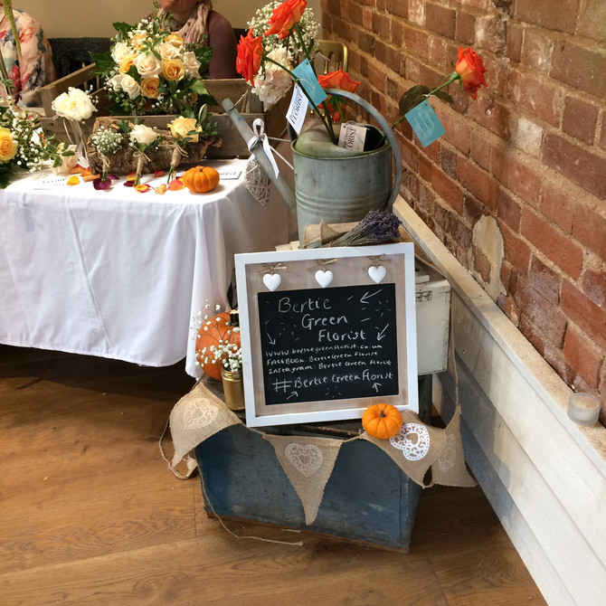 Copdock Hall Wedding Fayre!
