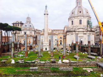 Views of Rome!