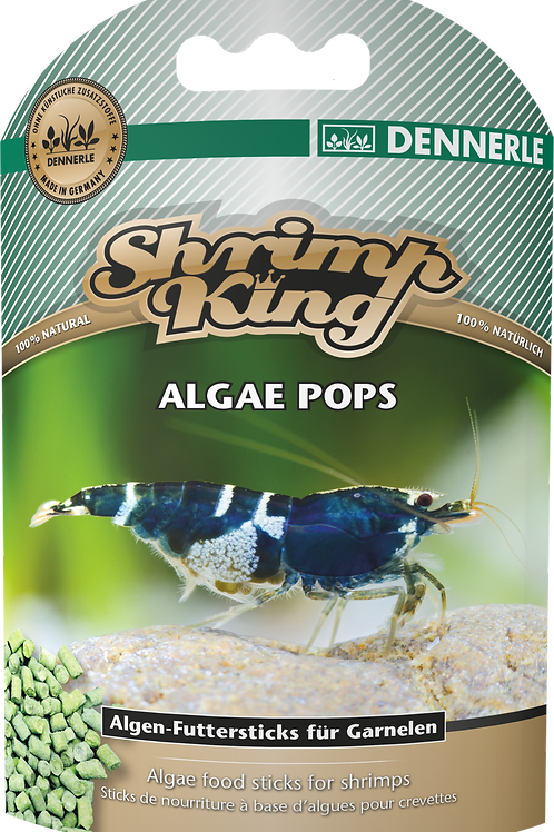 SHRIMP KING ALGAE POPS 40g