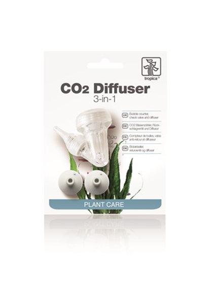 CO2 diffuser