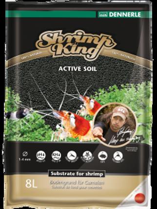 Shrimp king shrimp Active Soil 8L