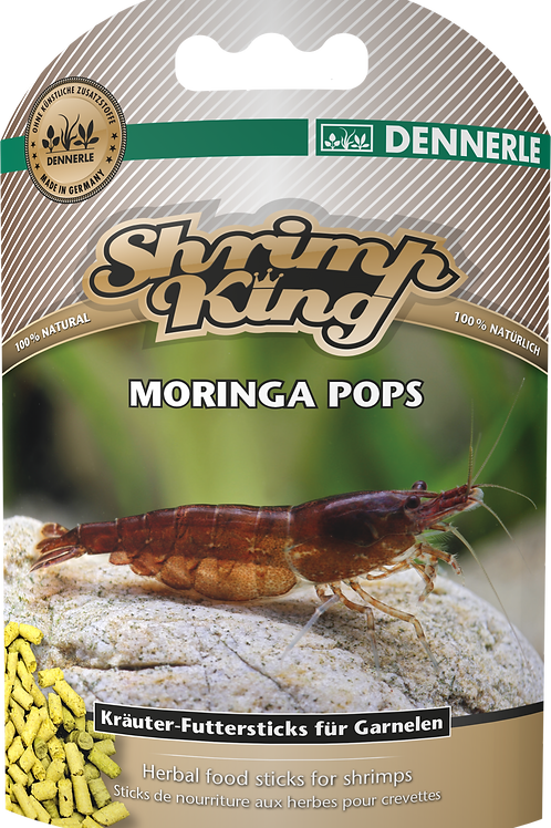 Shrimp King Moringa pops