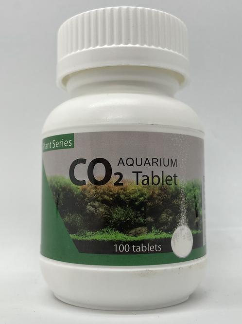 JBJ CO2 TABLETS 100/ BOTTLE