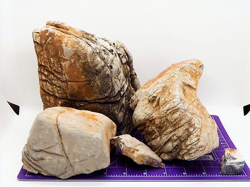 Elephant Skin Stone 19 pound pack