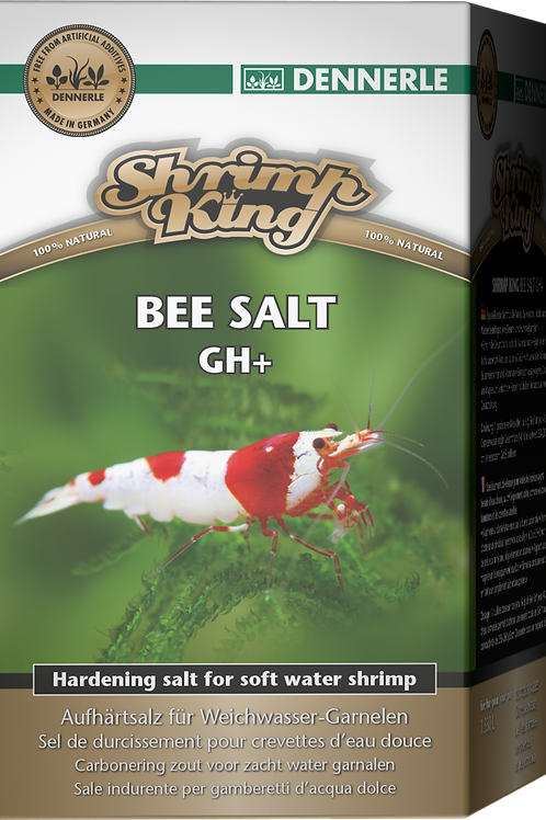 ShrimpKing Bee Salt GH+