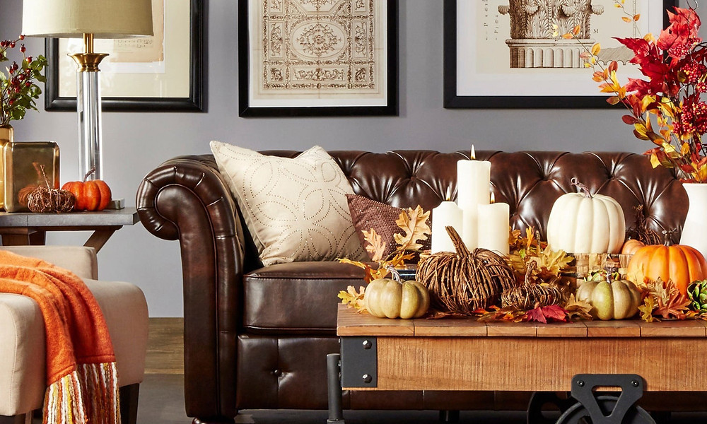 Fall Colors to For Seasonal Decorating
