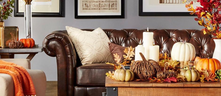 Fall Colors For Seasonal Decorating