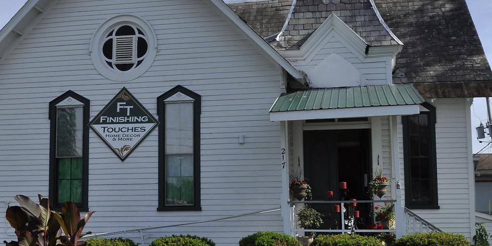 Wilton Historic Site Tour
