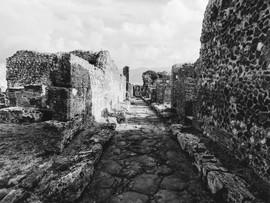 Pompeii, Italy, 2019