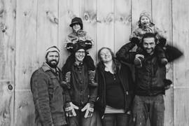 Reber Rock Farm Family, 2019