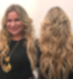20 inches of micro weft _bombshellextens