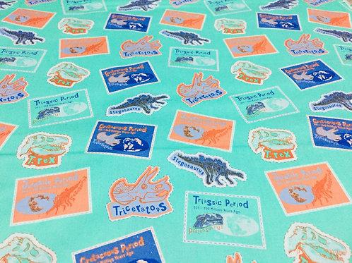 Natural History Museum Dinosaur Print