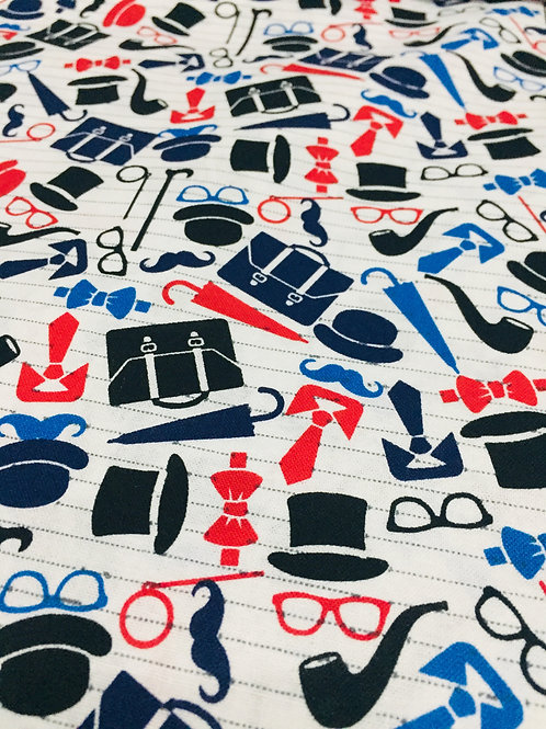 Londoner 100% cotton fabric