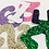 Thumbnail: Mixed Glitter Numbers, Stick on Numbers, Glitter Stick on Numbers