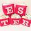 Thumbnail: Fabric Baby Blocks | Fabric Toys | CE Tested Toys | Soft Blocks | Alphabet Block