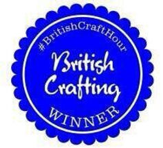 British Crafting Award #BritishCraftHour