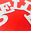 Thumbnail: Felt Christmas Letters, Iron On Letters, Large Christmas Letters