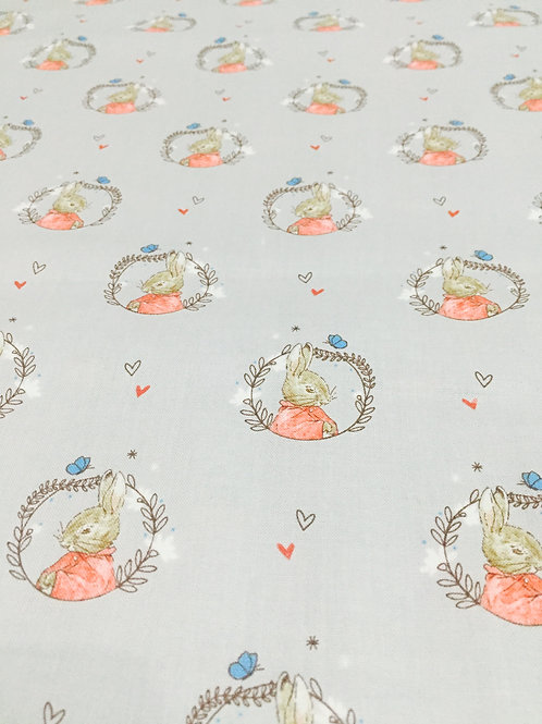 Peter Rabbit  100% cotton design