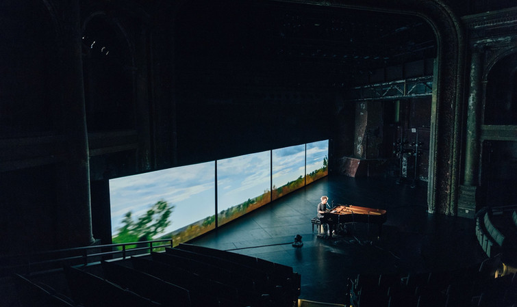 8980: Book of Travelers at the Harvey Theater for BAM's 2017 Next Wave Festival